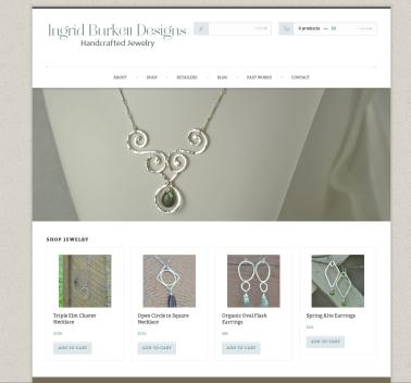 Ingrid Burkett Designs