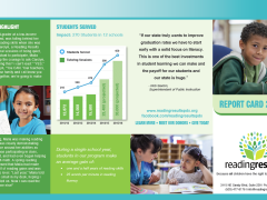 reading results annual report