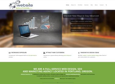 Website Solutions, Inc.